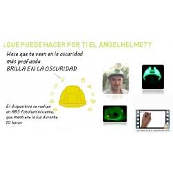"""Presentación """"Que puede hacer el Angelhelmet por ti"""""""