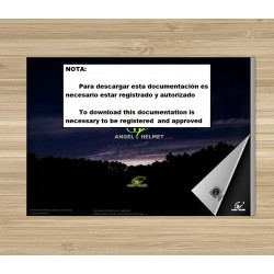 Presentación de diapositivas Angelhelmet