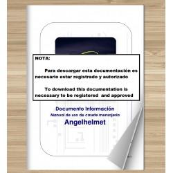 Manual de uso del casete de mensajería