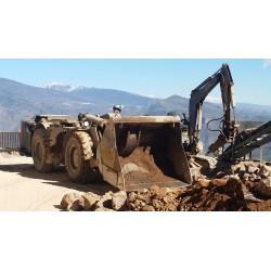 Fotos minera de Órgiva