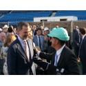 King of Spain meets Angelhelmet Solution